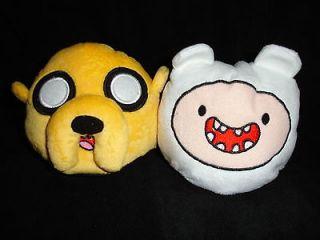 Adventure Time Finn & Jake plush Slippers size Large 8/9