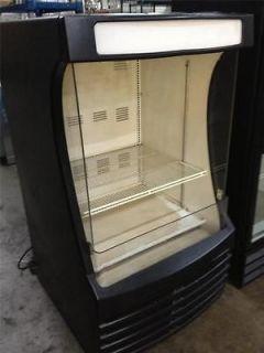 Beverage Air Grab N Go Refrigerator Case BZ13 Impulse Case Cooler
