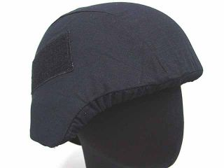 Airsoft USGI MICH TC 2000 ACH Helmet Cover Black BK #A