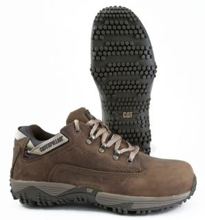 CAT (CATERPILLAR) CORAX STEEL TOE OXFORD TAN (MEDIUM) NIB
