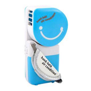 Handheld Air Conditioner Portable Fan Handy Cooler USB Battery Fan 3