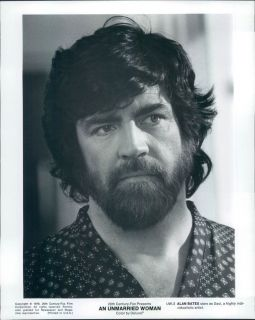 1978 Hollywood Actor & Movie Star Alan Bates in An Unmarried Woman