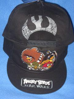 ANGRY BIRDS Star Wars YODA Chewbacca Obi Wan Kenobi LUKE Skywalker MEN