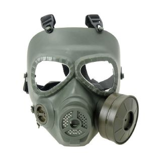 Skull Style Gas Mask for Outdoor War Games/Survival