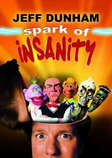 Jeff Dunham   Spark of Insanity (DVD)