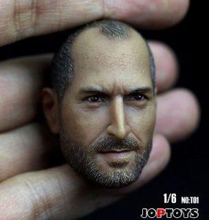 JOPTOYS Steve 1/6 Head Sculpt @ Hot Enterbay Figure Toys+ipad iphone