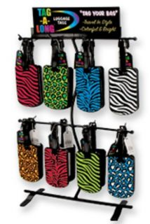 Animal Print Luggage Tag Tag Your Bag SEE ALL STYLES   Perfect Gifts