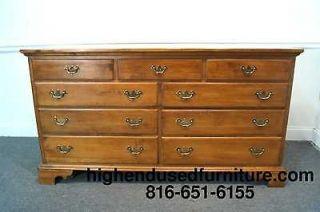 ETHAN ALLEN Circa 1776 64 Double Dresser 18 5012