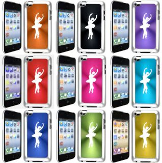 Apple iPod Touch 4th Generation 4g Hard Case Cover Ballet Dancer