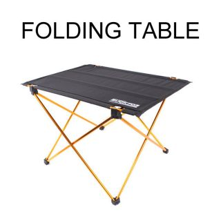 Folding table Portable table Camping Fishing Outdoor Goods Aluminum