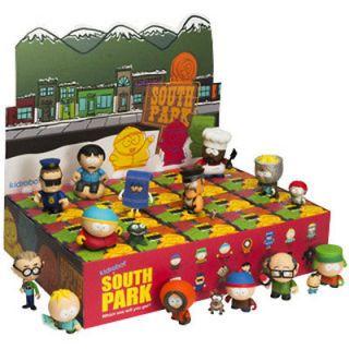 Kidrobot South Park Mini Series 3 Inch Figurine   1 Blind Box (multi)