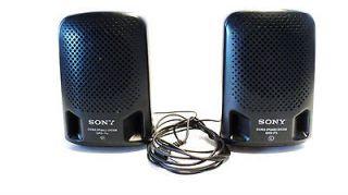 Stereo Laptop Desktop Mini Speaker System Ipod//CD Player SRS P3 PC