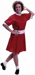 Annie Dress Adult Deluxe Costume 1727