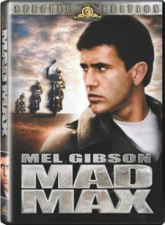MAD MAX SPECIAL EDITION New Sealed DVD Mel Gibson