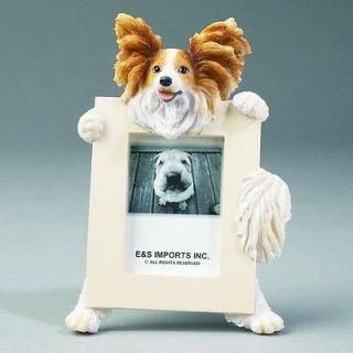 DOG PET ANIMAL RESIN FIGURINE SCULPTURE DECOR KNICK KNACK PICTUR