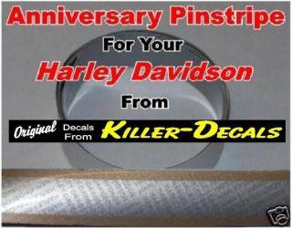 2003 ANNIVERSARY HERITAGE FENDER STRIPE Harley Davidson
