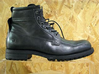 Star Mens HOLST BLACK boots 100% Authentic by G Star