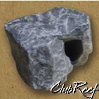 Large Cichlid Rock Cave Ceramic Aquarium Ornament