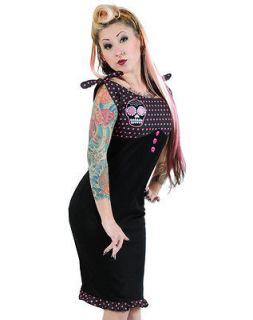 sugar skull dress in Clothing,