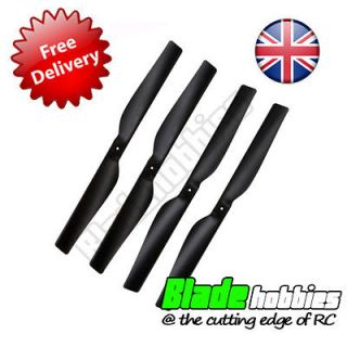 RC Parrot AR Drone 1 & 2 Replacement Quadcopter Propellers CW CCW 4PCS