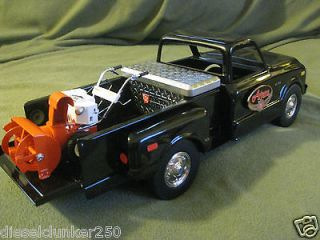 ARIENS 1960 SNOW BLOWER AND CHEVY PICKUP TRUCK