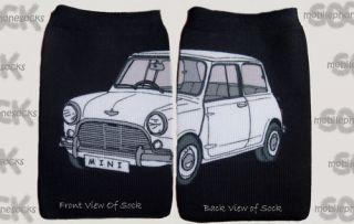 Ausin Mini whie design mobile phone sock,car gif universal phone