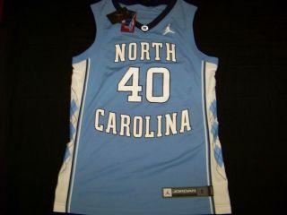 Nike Jordan Jumpman North Carolina Tar Heels Mens Jersey NWT