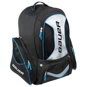 Bauer Ice Hockey Premium Large Carry Equipment Backpack 1039260