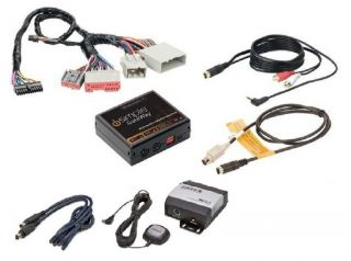 iSimple ISFD11 Ford Satellite Radio Kit Aux Input Satellite Tuner SCC1