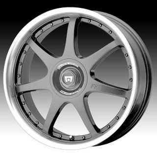 16 inch motegi mr2371 gun metal wheels rims 5x4.5 q45 ex35 fx35 fx45