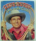 GENE AUTRY NAIL RINGS 1950s TRUE COLLECTABLE MUST C