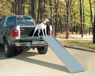 XL TELESCOPING PET DOG SUV CAR PORTABLE RAMP 62320