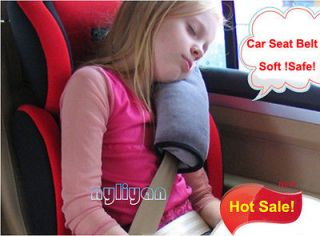Auto Car Baby/Kid/Child Safety Seat Belt Cover&Strap Vehicle Truck