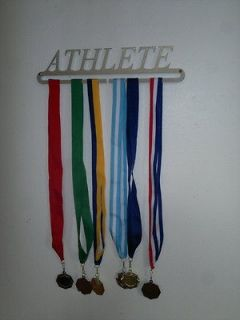 ATHLETE awards medal display hanger Achiever runner dance cycle sports