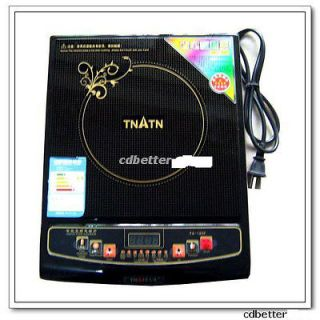 Portable Environmental Induction Cooktop Cooking Top Burners 2000W