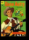 Vintage Emenee Western Folk Toy Guitar Gene Autry