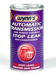 AUTO AUTOMATIC GEARBOX TRANSMISSION STOP LEAK FLUID