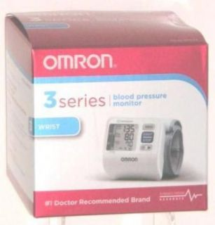 Health   Blood Pressure Monitor   Omron 3 Series Auto Wrist Model