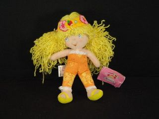 NEW CRAZY BLOND STRAWBERRY SHORTCAKE ANGEL CAKE DOLL