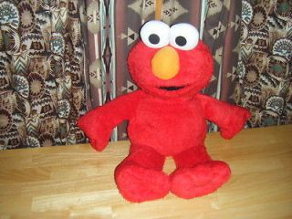 PRICE MATTEL Jumbo Shaggy ELMO Plush Pillow Doll #9755019 24 Tall