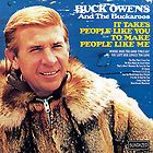 BUCK OWENS IT TAKES PEOPLE LIKE U BAKERSFIELD TWANG CD