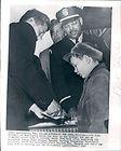 JOHN F KENNEDY PRESIDENT SENATOR AUTOGRAPH LETTER 1960