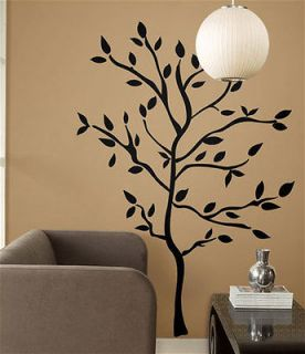 Tree Branches Wall Stickers Appliques Room Decor Mural