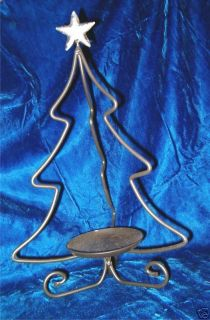 Longaberger Wrought Iron Christmas Tree NIB