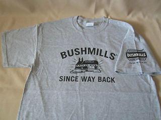 Bushmills Irish Whiskey T Shirt