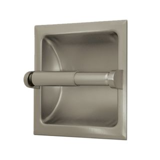 Gatco 780 Toilet Paper Holder Recessed Satin Nickel