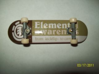 ELEMENT tech deck fingerboard 96 mm (ELEM. AWARENESS)