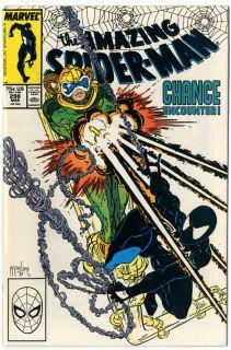 1988 Amazing Spider Man 298, 299, 300 1st Venom Todd McFarlane