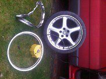 "BBS Jaguar 20"" Split Rim Wheel Trim – Detroit, Montreal, Paris"