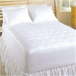 Perfect Fit Soft Heat KING Heated Mattress Pad Electric 18 deep 1